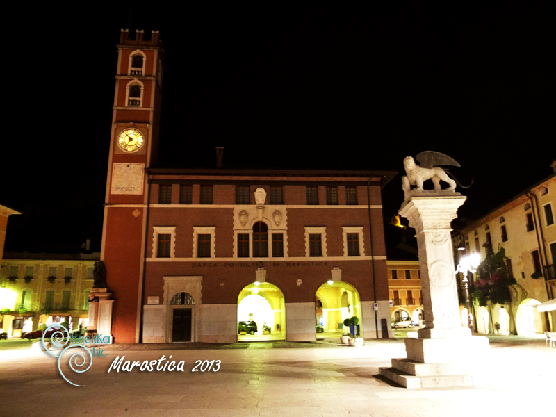 Europe - Italy - Marostica