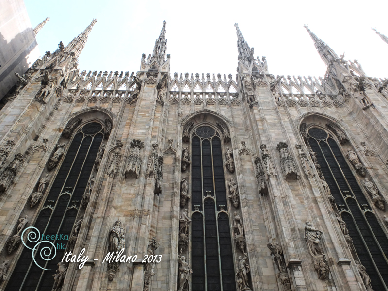 Europe - Trip - Italy - Milan