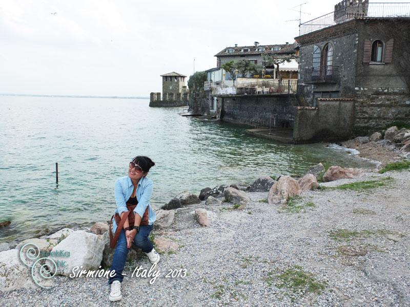 Europe - Trip - Italy - Verona - Lake Sirmione