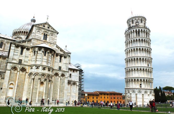 Europe - Trip - Italy - Pisa