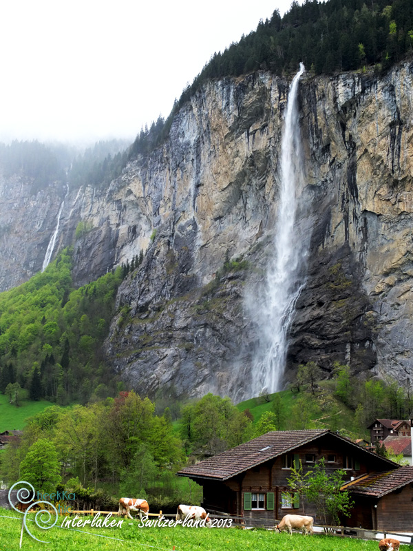 Europe - Trip - Switzerland - Jungfrau