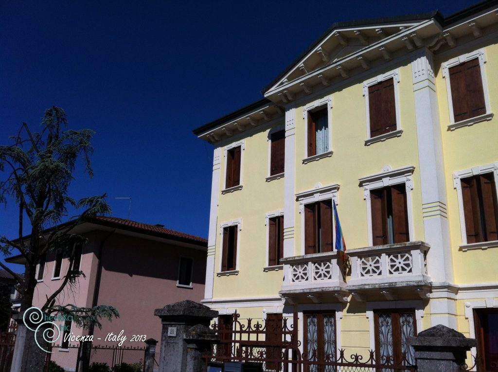 Europe - Trip - Italy - Vicenza