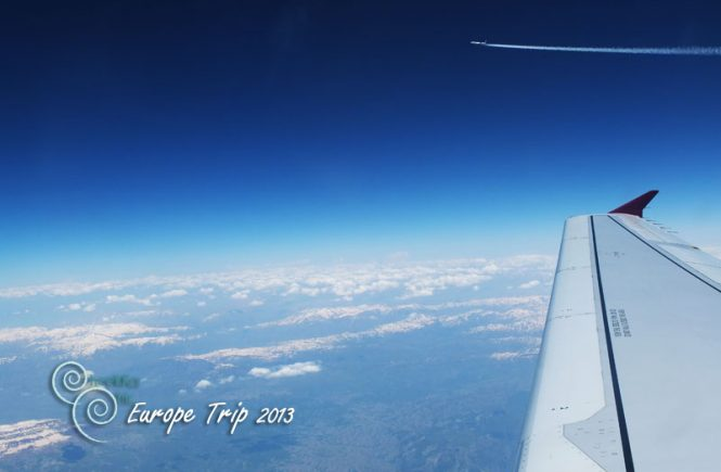 Europe-trip