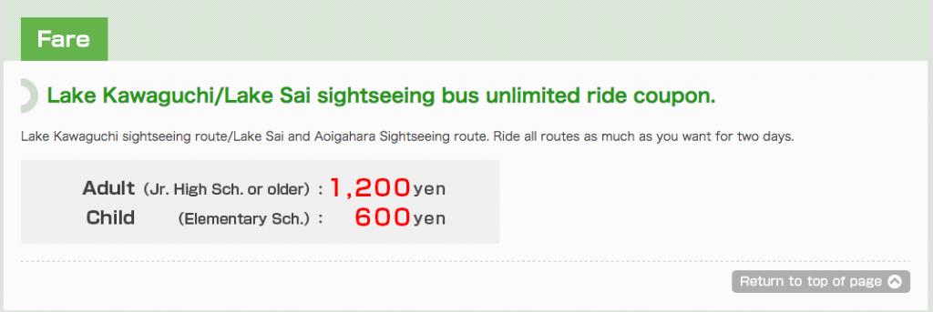 Japan Trip - Retro bus